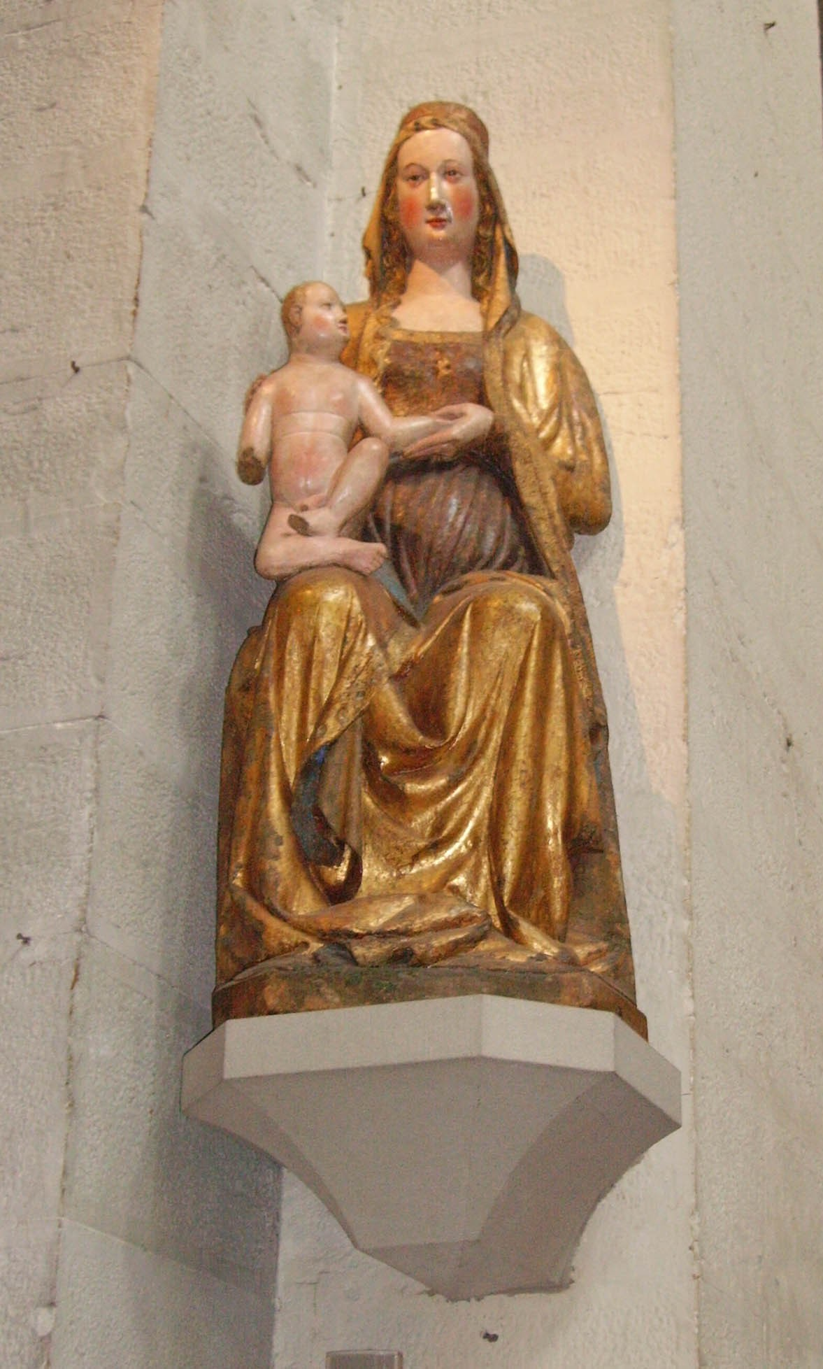 Madonna, Cathedral of Constance