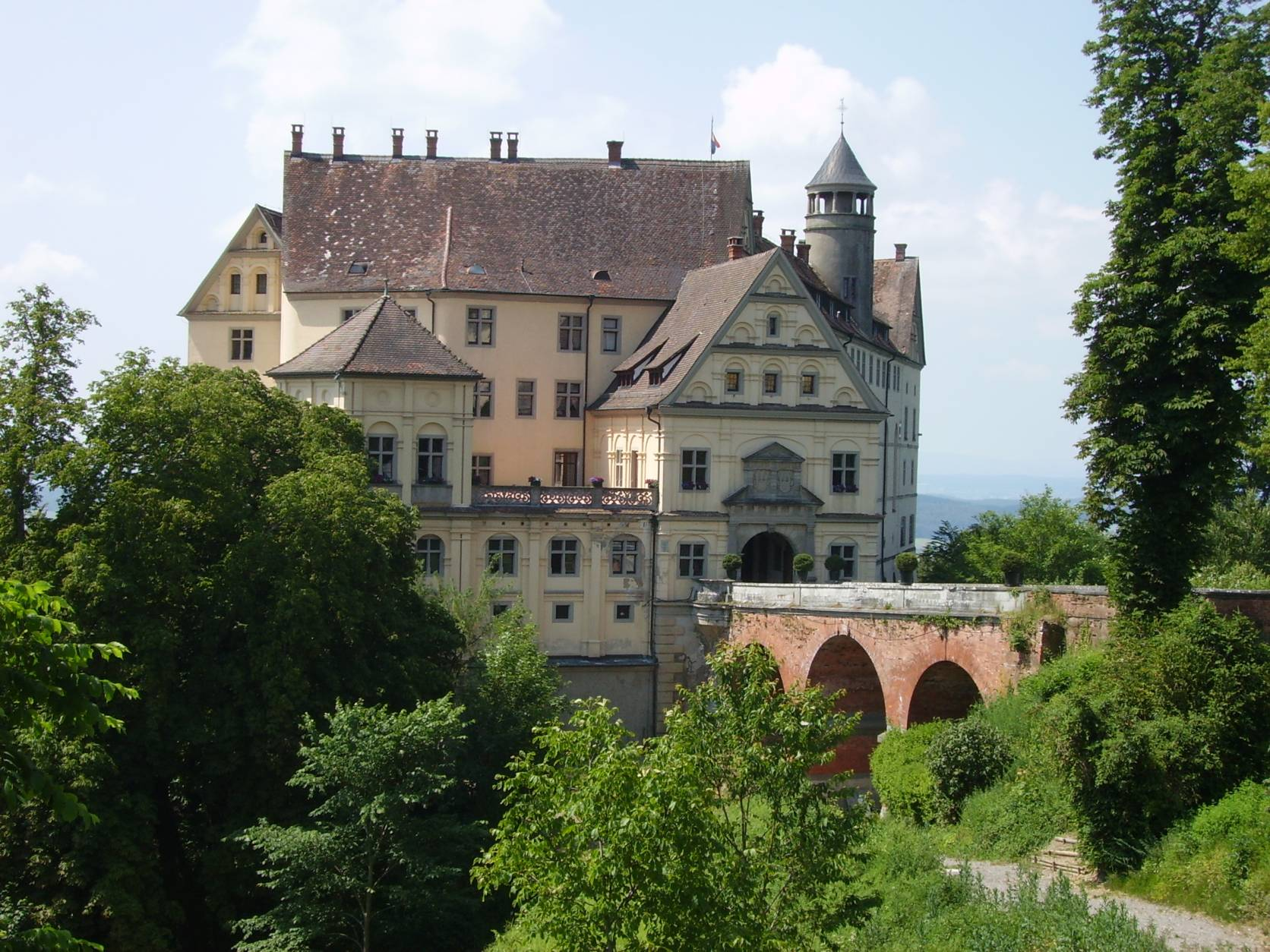 Castle of Heiligenberg
